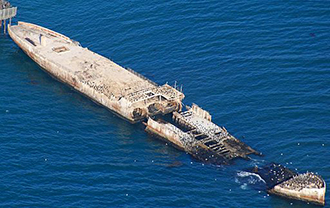 'Cement Ship' Cracks Under Pressure