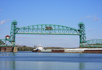 IDOT Seeks Bids on Lift Bridge Work