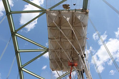 Birmingham Bridge Repaint