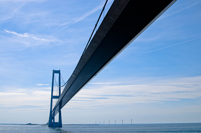 bridge in Denmark