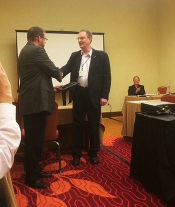 John F Fletcher ASTM Award
