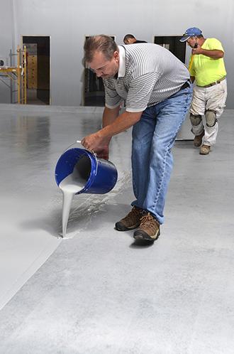 Dryteck Moisture Vapor Barrier Pigment Base