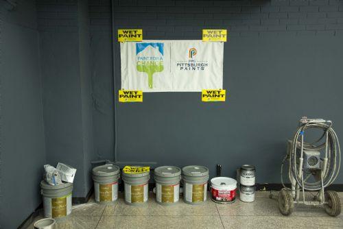 paint donation