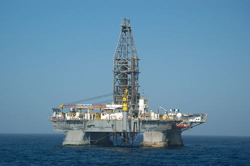 Deepwater Horizon, 2007