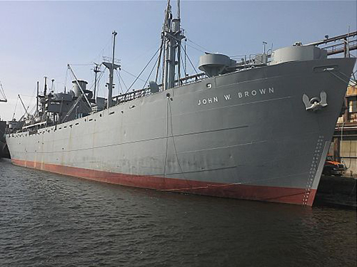 Liberty Ship John W Brown