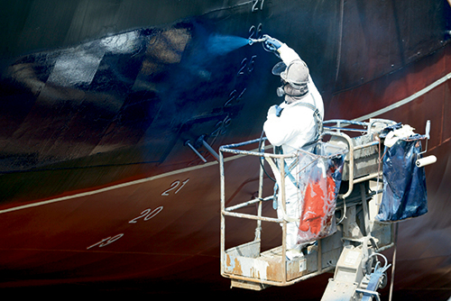 marine coatings