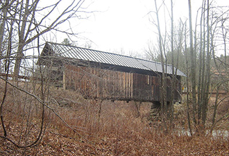 Covered Bridge Rehab Out for Bid