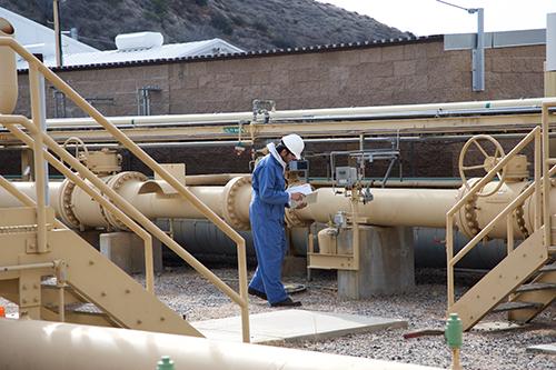 SoCalGas Aliso Canyon facility