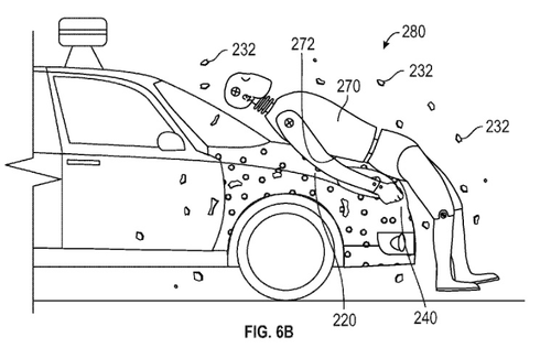 Detail from Google patent
