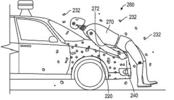 Google's New Coating Catches Pedestrians