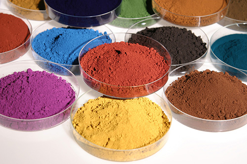huntsman pigments