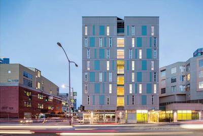 Rene Cazenave Apartments