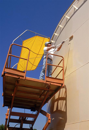 Air Products tank coating