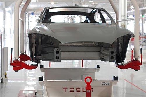 Tesla Motors Fremont CA