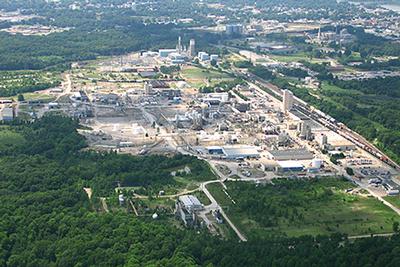 Ashland's Hopewell VA plant
