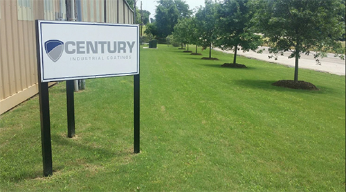 Century Industrial Coatigns site