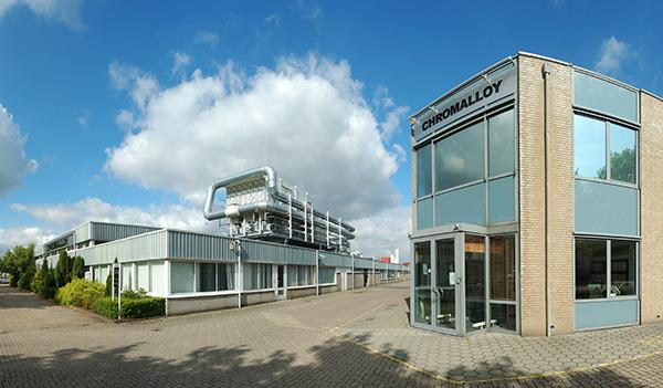 Chromalloy, Tilburg facility