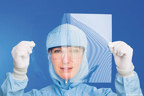 Fraunhofer FOP anti-reflective coating