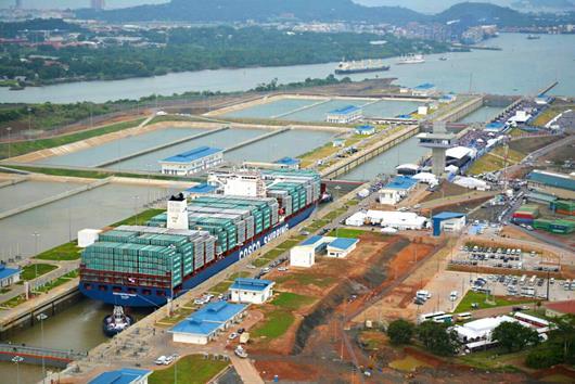 Panama Canal inauguration 2016