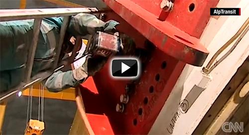 GotthardTunnelVideo