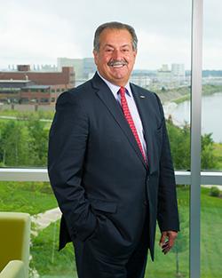 Andrew Liveris, Dow