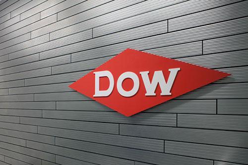 Dow diamond logo
