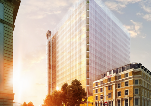 Paddington Cube proposal