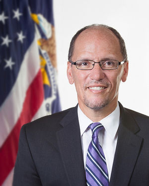 Labor Sec. Thomas Perez