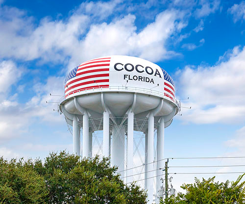 Cocoa FL 2015 Tank of the Year
