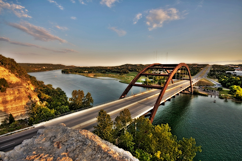 Austin, TX, 360 Bridge