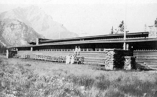 Banff Pavilion