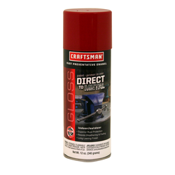 Crafstman Direct to Metal spray