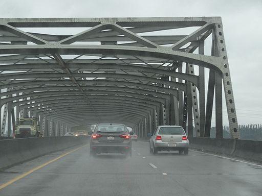 I-5 bridge pre-collapse