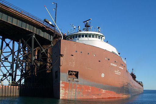 freighter Herbert C Jackson