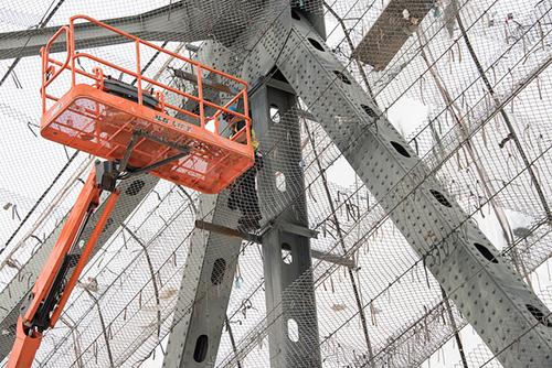 Jefferson City bridge work