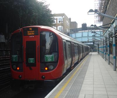 Whitechapel Station, London Underground