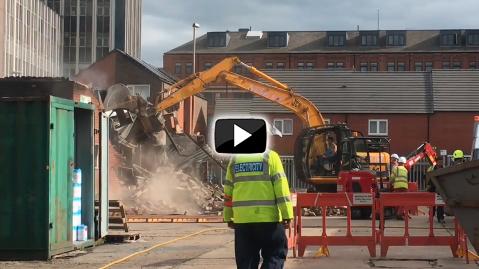 L&M Spray demolition
