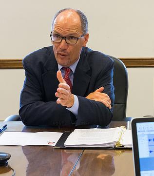 Secretary Perez