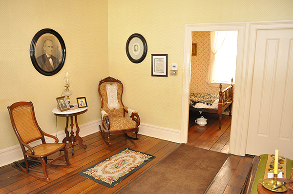 Edison sitting room