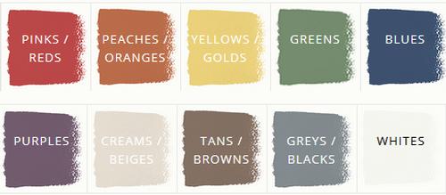 Magnolia Home colors