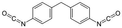 MDI chemical structure