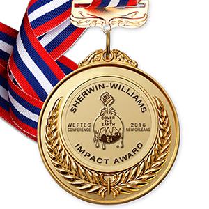 Impact Award logo