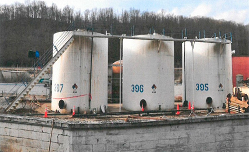 MCMH tanks, post-incident