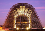 Google Firm to Rehab U.S. Hangar One