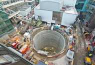 Crossrail Worker Killed by Concrete