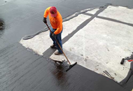 New Concrete Waterproofer Bows