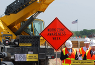 Crashes Hit 45% of Work Zones