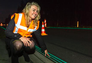 Paint Lights 'Route 66 of the Future'