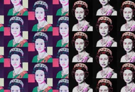 Warhol-Inspired Wallcovering Debuts