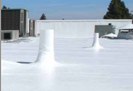 Roof Coatings Boast Energy Savings